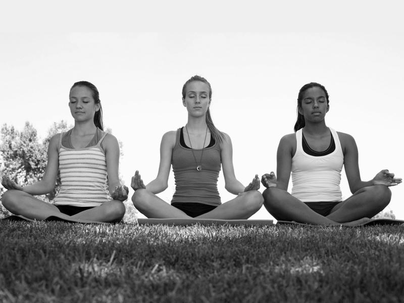 Yoga für Kinder und Jugendliche